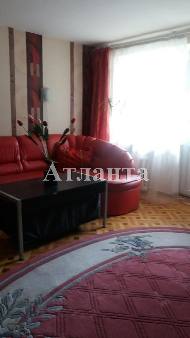 Продается 3-комнатная квартира на ул. Фонтанская Дор. — 74 000 у.е. (фото №2)