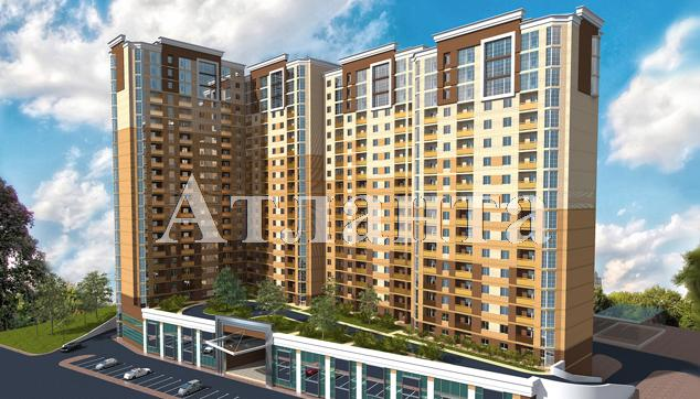 Продается 2-комнатная квартира в новострое на ул. Балковская — 46 300 у.е.