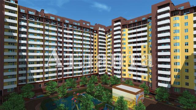 Продается 1-комнатная квартира в новострое на ул. Левитана — 28 000 у.е. (фото №3)