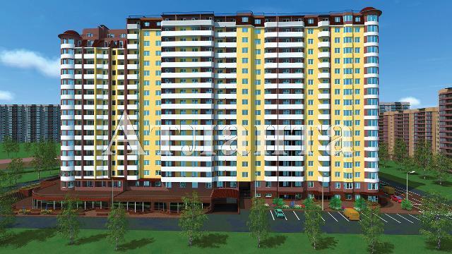 Продается 1-комнатная квартира в новострое на ул. Левитана — 28 000 у.е. (фото №4)
