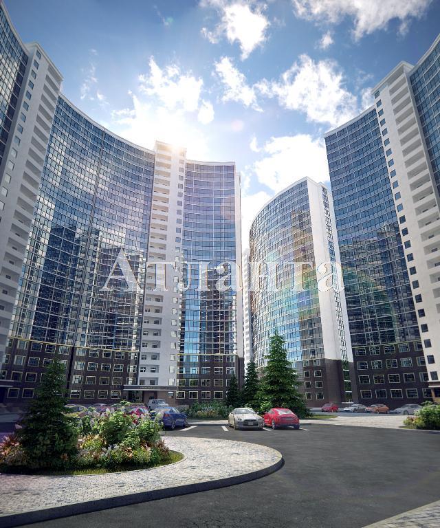 Продается 1-комнатная квартира в новострое на ул. Каманина — 41 410 у.е. (фото №4)
