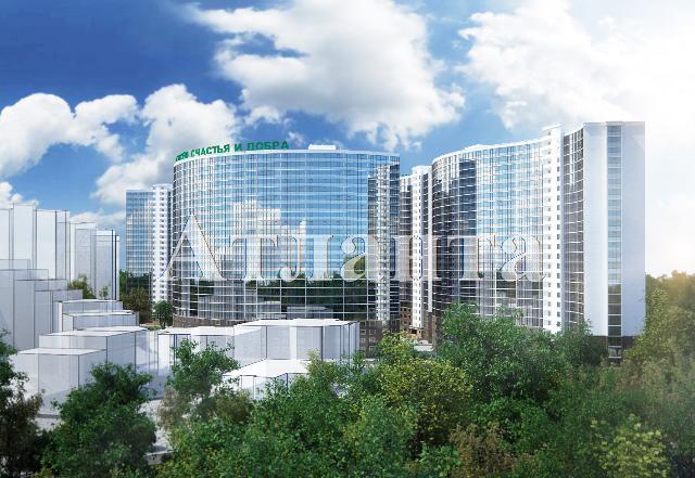 Продается 1-комнатная квартира в новострое на ул. Каманина — 37 070 у.е. (фото №3)