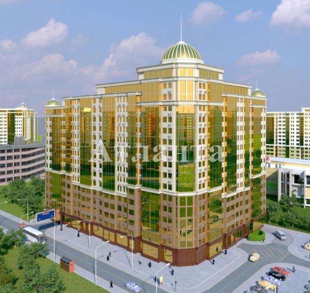 Продается 2-комнатная квартира в новострое на ул. Гагаринское Плато — 130 540 у.е. (фото №2)