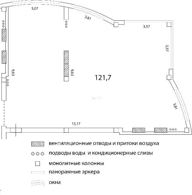 Продается 3-комнатная квартира в новострое на ул. Проспект Шевченко — 180 000 у.е. (фото №4)