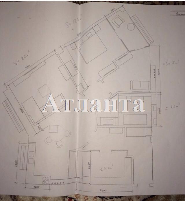 Продается 2-комнатная квартира в новострое на ул. Проспект Шевченко — 164 850 у.е. (фото №4)