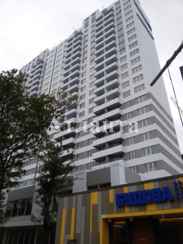 Продается 1-комнатная квартира в новострое на ул. Люстдорфская Дорога — 37 800 у.е. (фото №2)