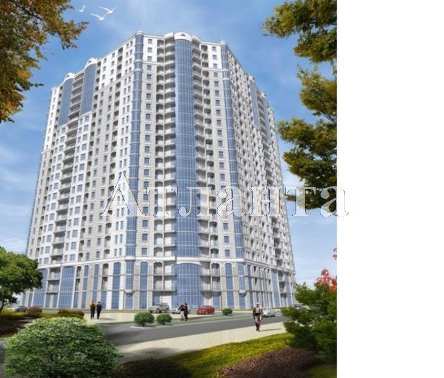 Продается 3-комнатная квартира в новострое на ул. Гагаринское Плато — 97 600 у.е. (фото №2)