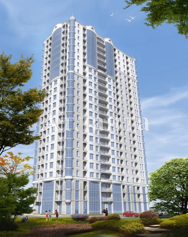 Продается 1-комнатная квартира в новострое на ул. Гагаринское Плато — 67 930 у.е. (фото №2)