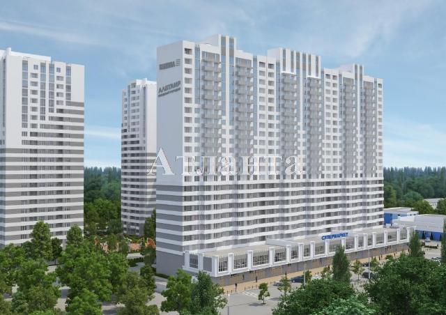 Продается 1-комнатная квартира в новострое на ул. Березовая — 41 000 у.е. (фото №2)