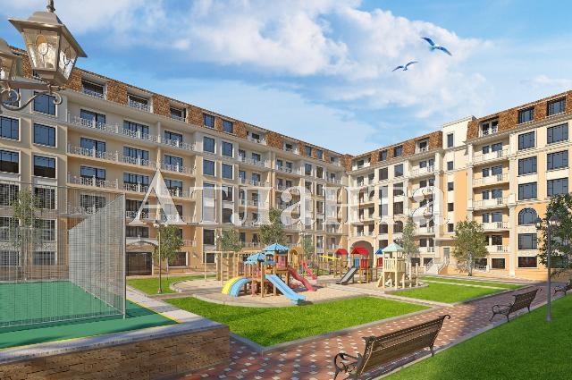 Продается 1-комнатная квартира в новострое на ул. Дача Ковалевского — 38 340 у.е. (фото №3)
