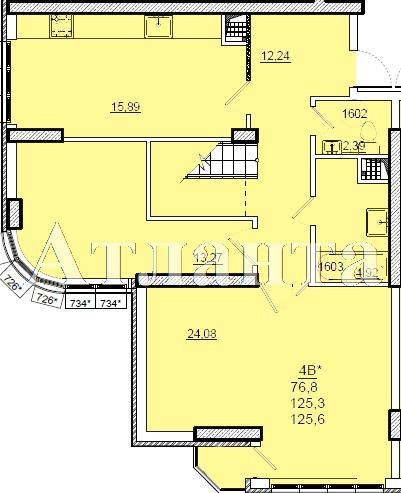Продается Многоуровневая квартира в новострое на ул. Косвенная — 94 120 у.е.