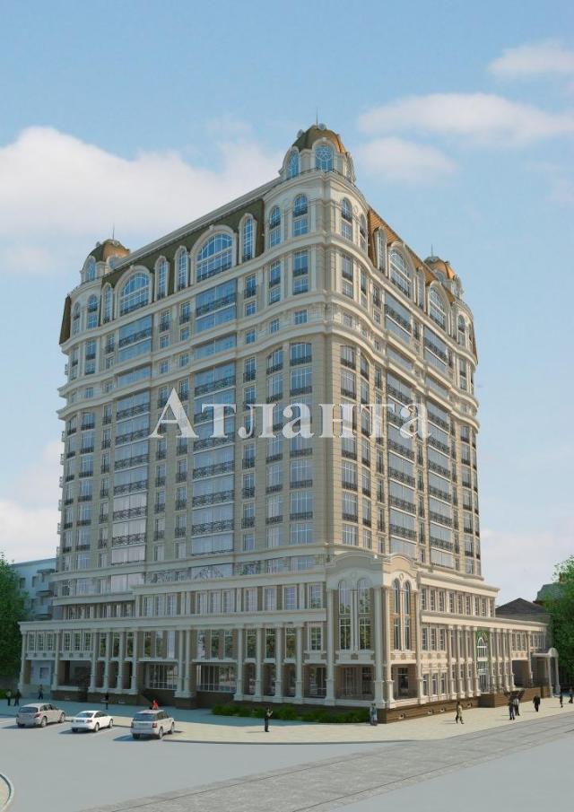 Продается 3-комнатная квартира в новострое на ул. Белинского — 251 260 у.е. (фото №2)