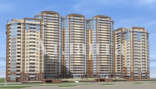 Продается 2-комнатная квартира в новострое на ул. Жаботинского — 59 350 у.е. (фото №2)