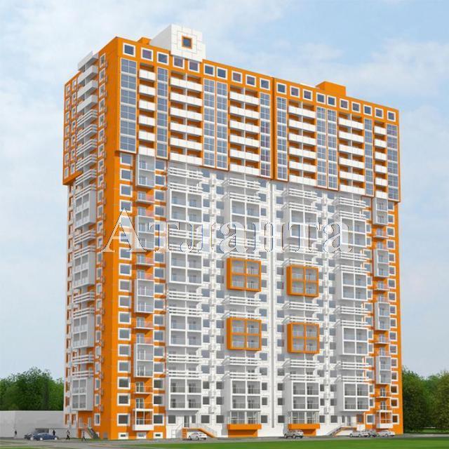 Продается 2-комнатная квартира в новострое на ул. Среднефонтанская — 73 500 у.е. (фото №2)