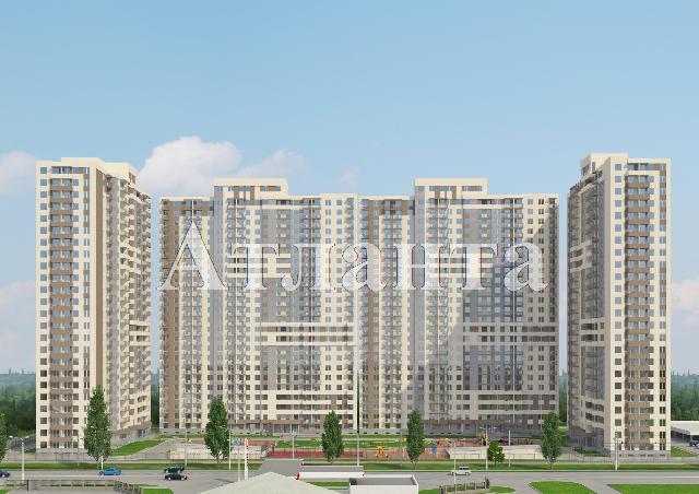 Продается 3-комнатная квартира в новострое на ул. Люстдорфская Дорога — 78 900 у.е. (фото №2)