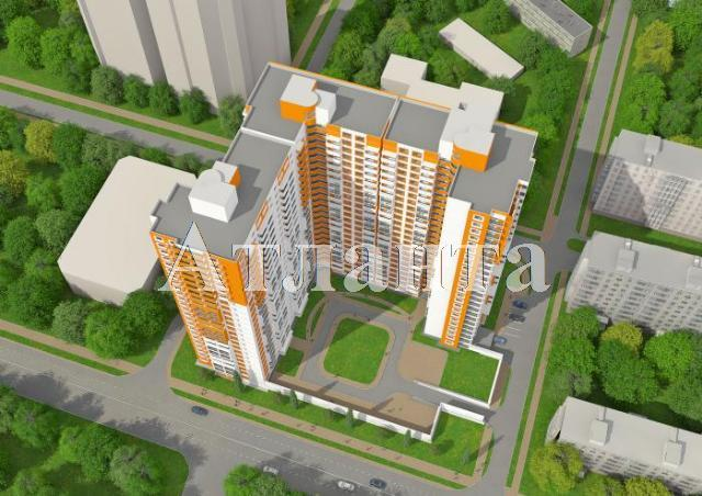 Продается 2-комнатная квартира в новострое на ул. Среднефонтанская — 73 350 у.е. (фото №4)