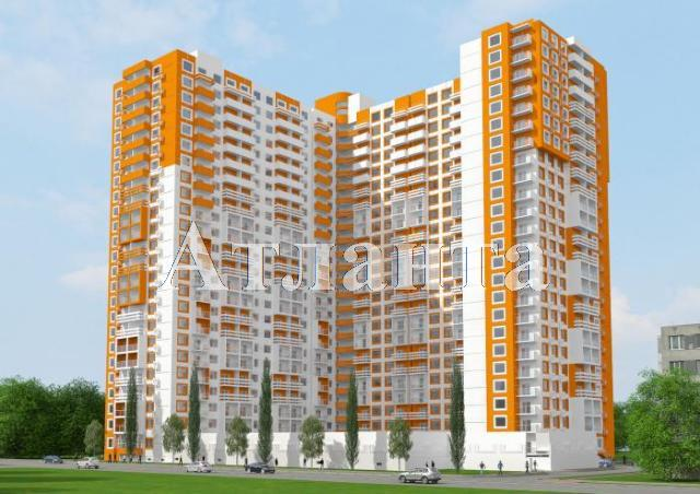 Продается 2-комнатная квартира в новострое на ул. Среднефонтанская — 72 850 у.е. (фото №2)