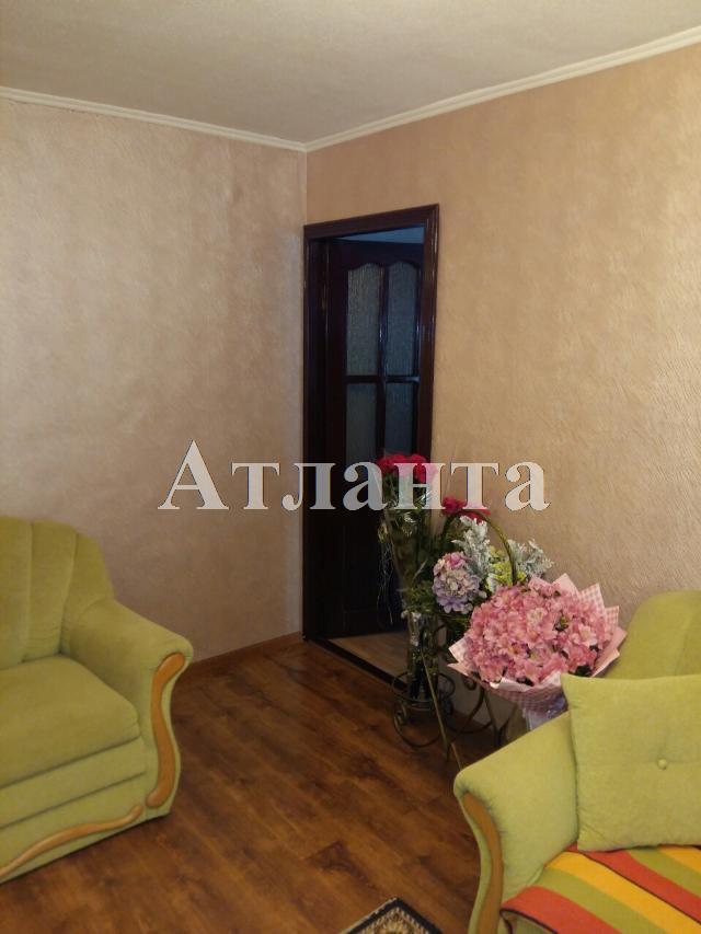 Продается 3-комнатная квартира на ул. Фонтанская Дор. — 60 000 у.е. (фото №2)