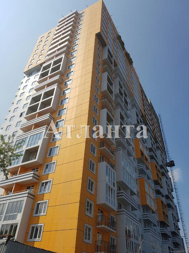 Продается 1-комнатная квартира в новострое на ул. Среднефонтанская — 45 030 у.е. (фото №4)