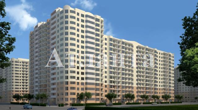Продается 1-комнатная квартира в новострое на ул. Костанди — 45 000 у.е. (фото №2)