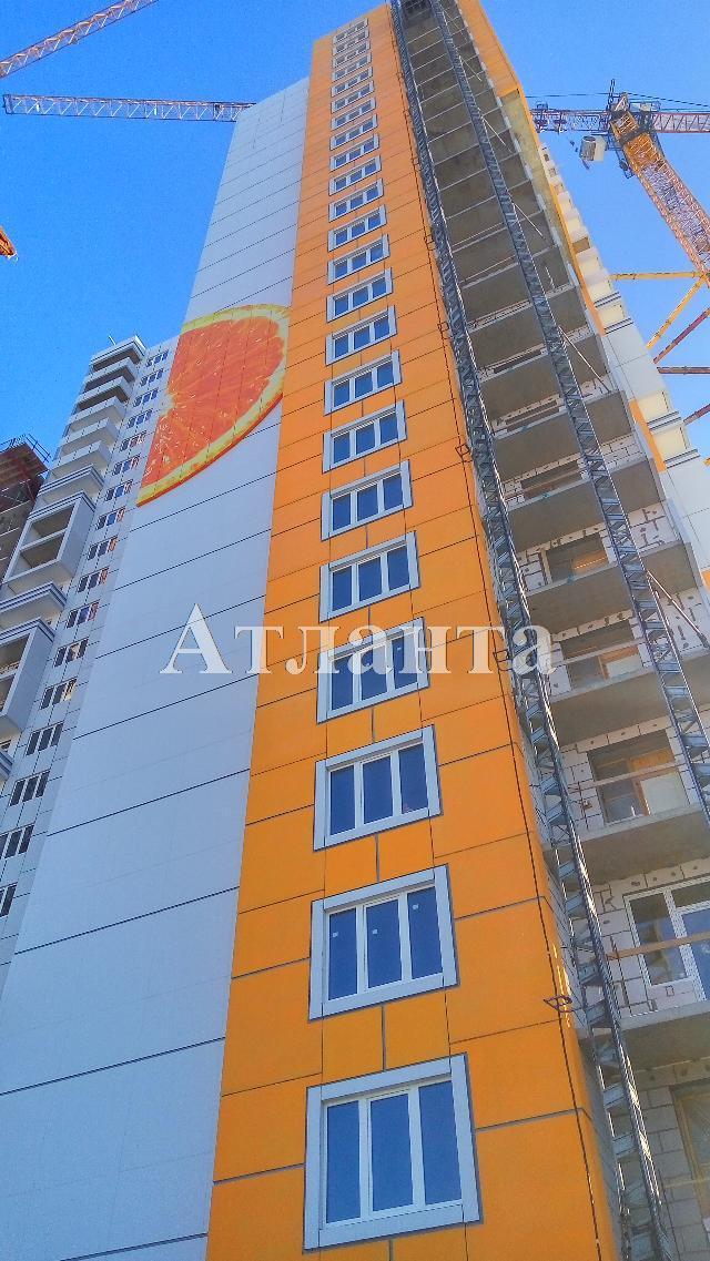 Продается 1-комнатная квартира в новострое на ул. Среднефонтанская — 42 000 у.е. (фото №2)