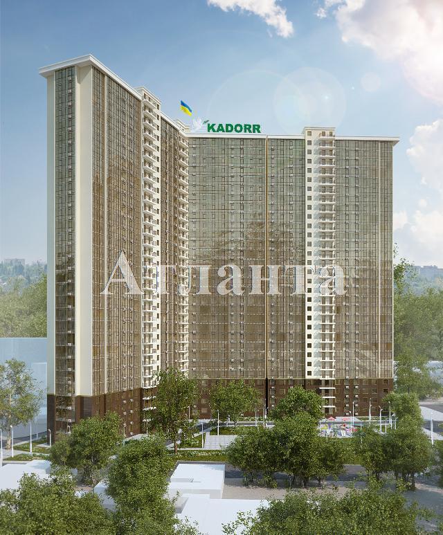 Продается 3-комнатная квартира в новострое на ул. Бассейная — 41 060 у.е. (фото №2)