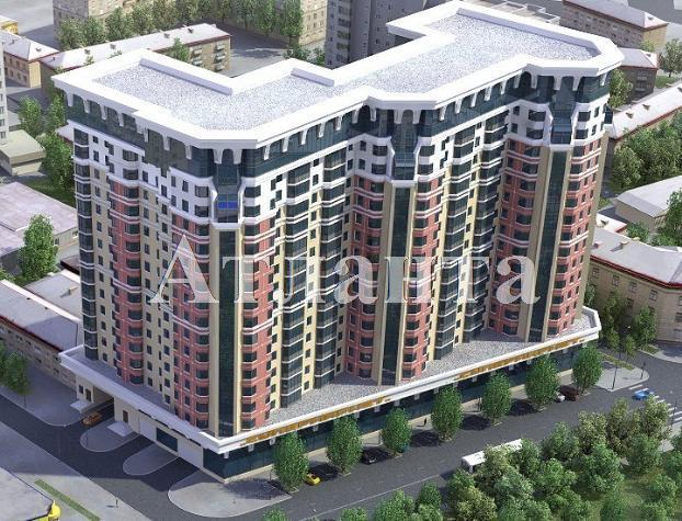 Продается 2-комнатная квартира в новострое на ул. Разумовская — 76 000 у.е. (фото №2)