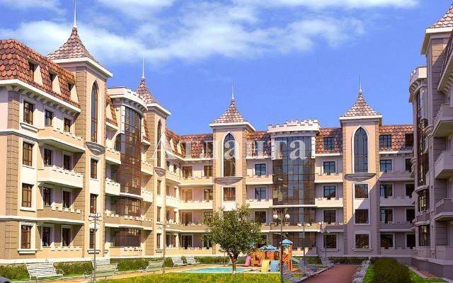 Продается 2-комнатная квартира в новострое на ул. Пригородская — 29 320 у.е. (фото №4)