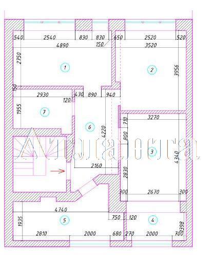 Продается 3-комнатная квартира в новострое на ул. Дача Ковалевского — 100 000 у.е. (фото №22)