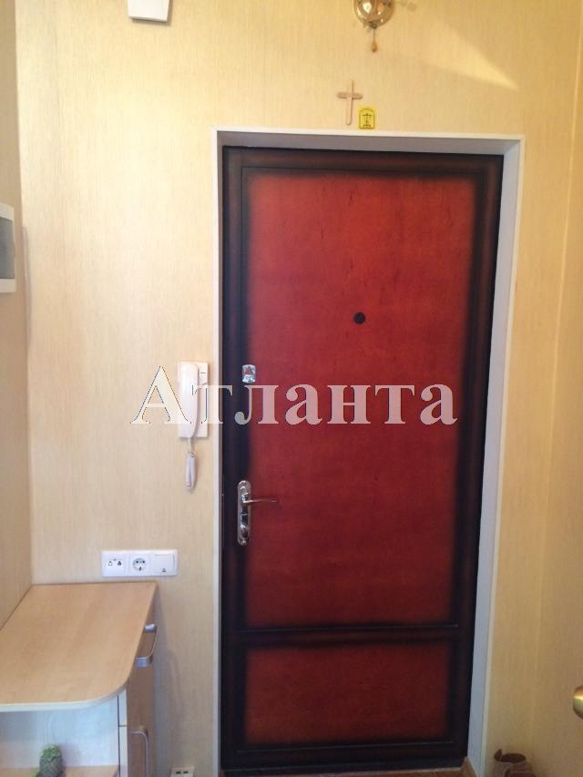 Продается 1-комнатная квартира на ул. Академика Глушко — 38 000 у.е. (фото №18)