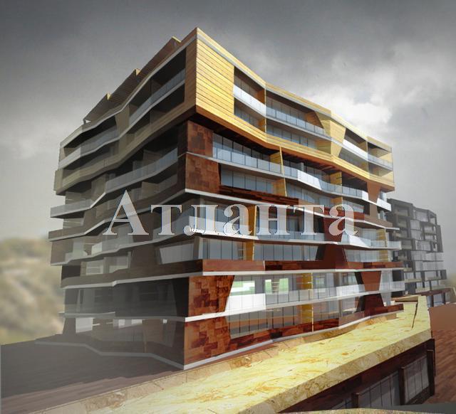 Продается 3-комнатная квартира в новострое на ул. Фонтанская Дор. — 127 490 у.е. (фото №2)