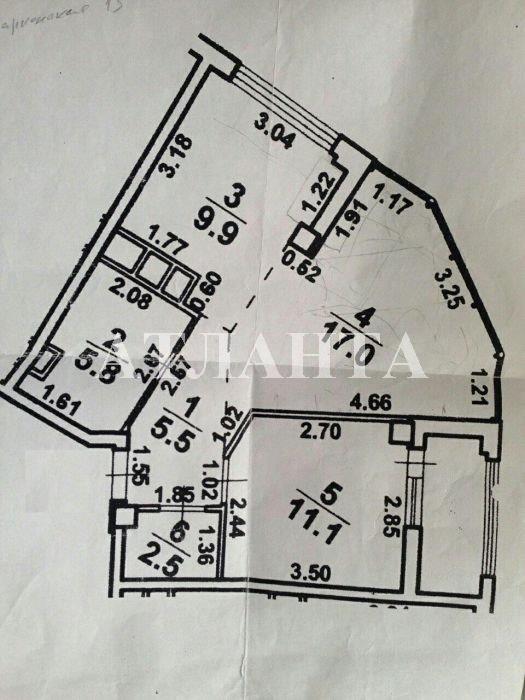 Продается 2-комнатная квартира на ул. Марсельская — 71 000 у.е. (фото №20)