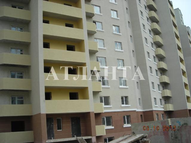 Продается 1-комнатная квартира в новострое на ул. Высоцкого — 30 000 у.е.