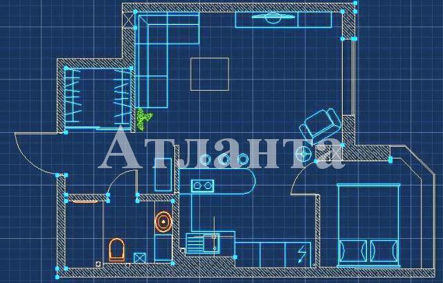 Продается 1-комнатная квартира на ул. Николаевская — 43 000 у.е. (фото №12)