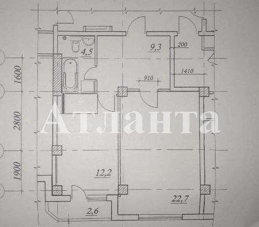 Продается 1-комнатная квартира в новострое на ул. Бочарова Ген. — 25 500 у.е. (фото №3)