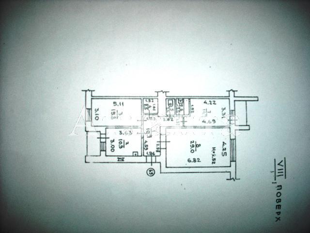 Продается 3-комнатная квартира на ул. Марсельская — 96 000 у.е. (фото №20)