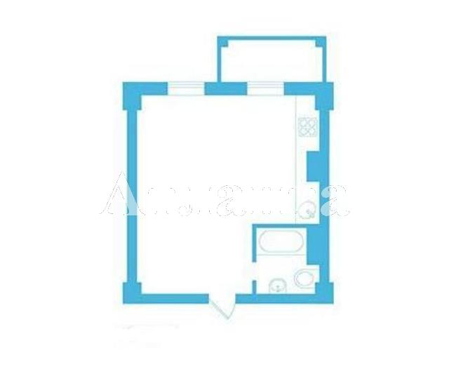 Продается 1-комнатная квартира на ул. Греческая — 27 000 у.е. (фото №5)