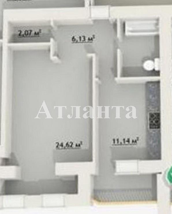 Продается 1-комнатная квартира на ул. Сахарова — 31 000 у.е. (фото №3)