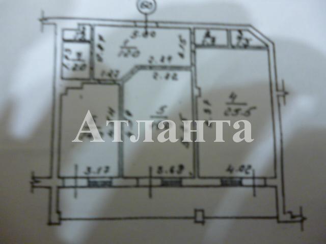 Продается 2-комнатная квартира на ул. Проспект Добровольского — 58 000 у.е. (фото №21)