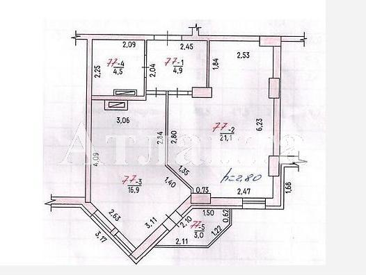 Продается 1-комнатная квартира на ул. Школьная — 48 000 у.е. (фото №15)