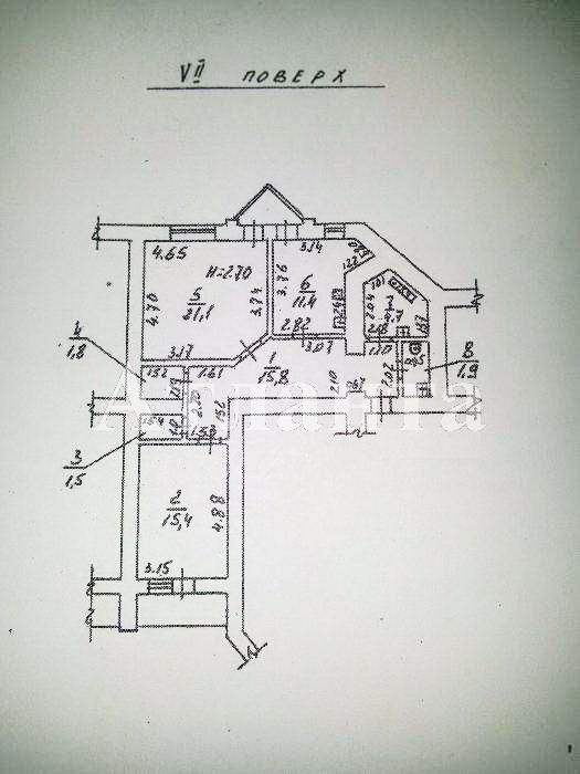 Продается 2-комнатная квартира на ул. Заболотного Ак. — 58 000 у.е. (фото №4)