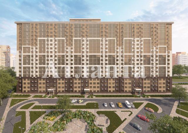 Продается 1-комнатная квартира в новострое на ул. Сахарова — 29 000 у.е.