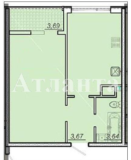 Продается 1-комнатная квартира в новострое на ул. Сахарова — 29 000 у.е. (фото №3)