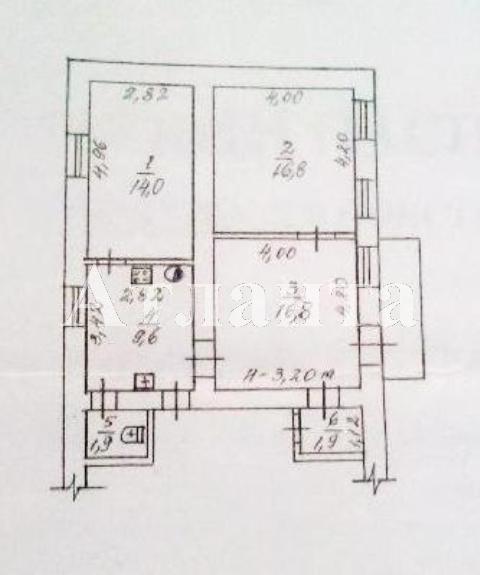 Продается 1-комнатная квартира на ул. Малая Арнаутская — 14 500 у.е.