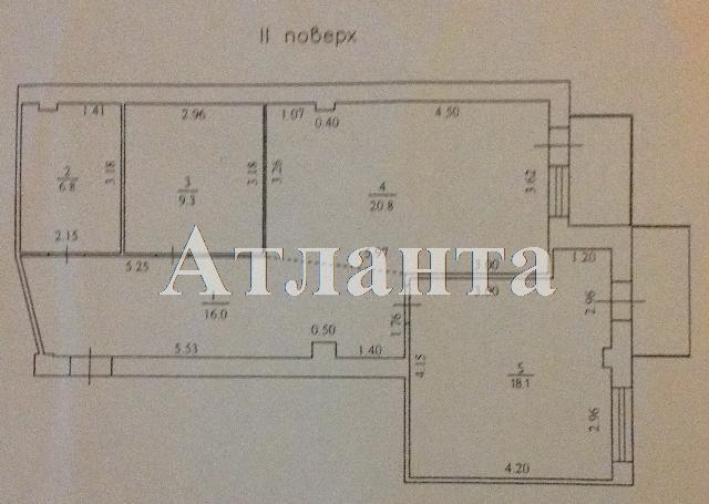 Продается 2-комнатная квартира в новострое на ул. Книжный Пер. — 59 000 у.е. (фото №3)