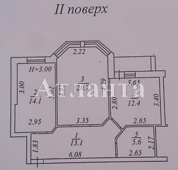 Продается 2-комнатная квартира в новострое на ул. Маршала Говорова — 73 000 у.е.