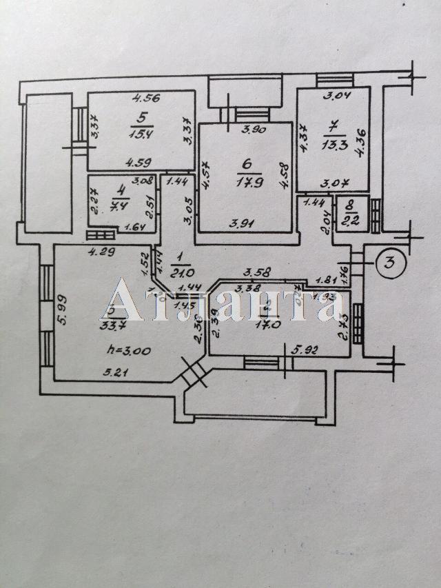 Продается 4-комнатная квартира на ул. Леваневского — 300 000 у.е. (фото №11)