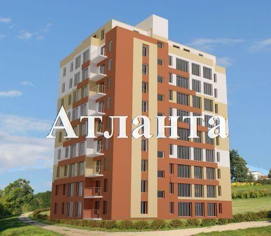 Продается 1-комнатная квартира в новострое на ул. Плиева Ген. — 19 500 у.е.