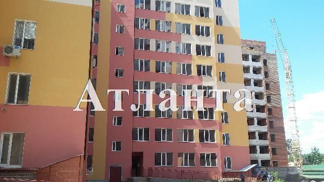 Продается 1-комнатная квартира в новострое на ул. Плиева Ген. — 32 000 у.е.