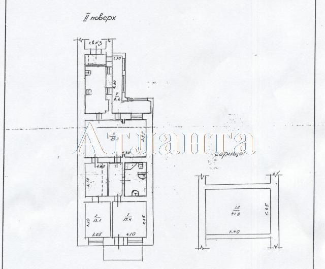 Продается 3-комнатная квартира на ул. Ушинского Пер. — 120 000 у.е. (фото №7)